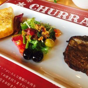 シェラスコ食べ放題\(^o^)/美味しいお肉いっぱい頂きました♡