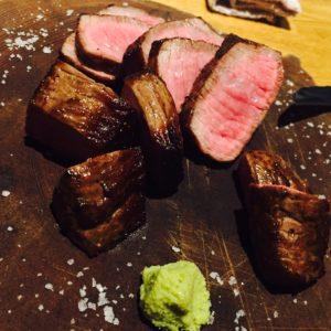 美味しいお肉をいただきました♬