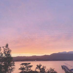 ある日の琵琶湖②